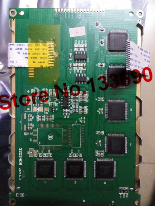 Кабель AMPIRE AG320240A4 320240A4 5,7x320, 14 контактов, 240 дюйма, Новый ЖК-кабель с оранжевой подсветкой