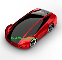 2015 Newest Super Cool Sports Car Model Design Automatic Robot Vacuum Cleaner With Handhold Portable Vacuum