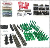 Motorcycle Fairing CNC Body Bolt Kit Screws set Nuts Screw For YAMAHA XMAX125 XMAX250 XMAX 400 X300 V MAX 1700 VMAX1