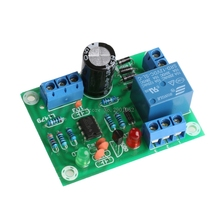 1Pc Liquid Level Controller Module Water Level Detection Sensor 9V-12V AC/DC -B119