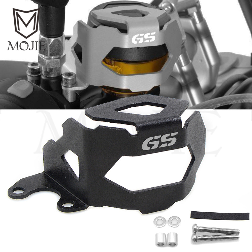 For BMW F800GS F700GS F800 F700 F 800 700 GS 2013-2018 Motorcycle Front Brake Pump Fluid Reservoir Guard Protector Oil Cup Cover