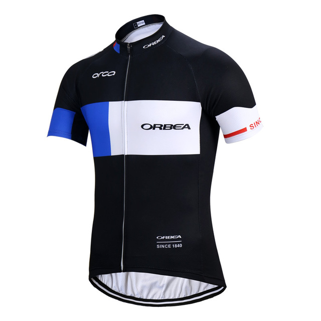 2017 Summer Style Orbea Pro Team Cycling Jersey MTB bike shirts breathable  quick-dry short 8d57ab6c2