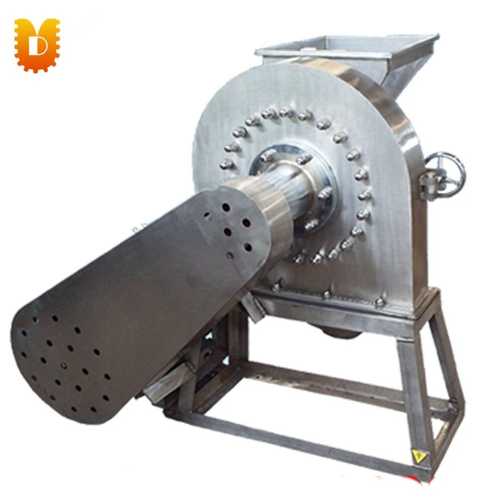UDSJ 370 Stainless Steel herb/fruit/salt crushing machine, high capacity seeds grinder/milling machine