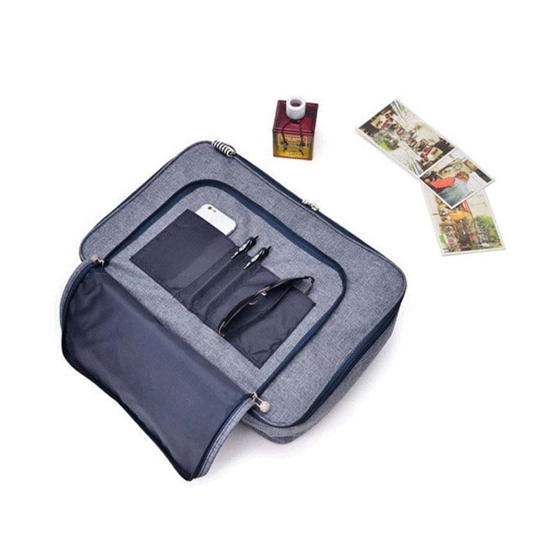 Nya multifunktions resväska Stor kapacitet axelväskor för kvinnor - Väskor för bagage och resor - Foto 2