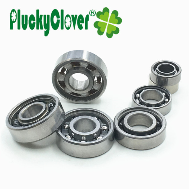 1pc Ceraminc Ball Bearing 608 Inline Skates Fid Spinner Bearing