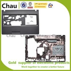 NOVO Para Lenovo G570 G575 Maiúsculas Palmrest TAMPA SUPERIOR + Caso Tampa Da Base Inferior (NÃO) HDMI AP0GM000A10 AP0GM000920 AM0GM000400