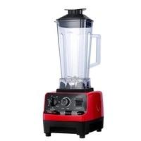 Echtes glänzende sand eis mixer  Glas Shader kommerziellen Sojamilch mixer