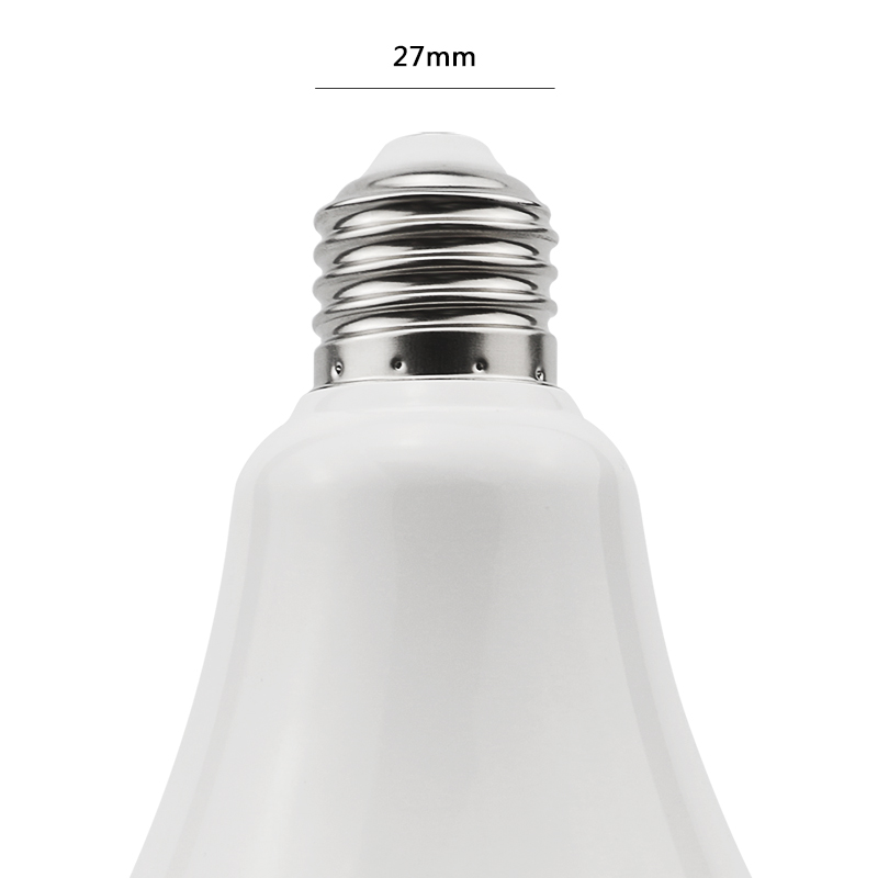 UYG E27 անլար Bluetooth Bluetooth խելացի LED լամպ - Դյուրակիր աուդիո և վիդեո - Լուսանկար 3