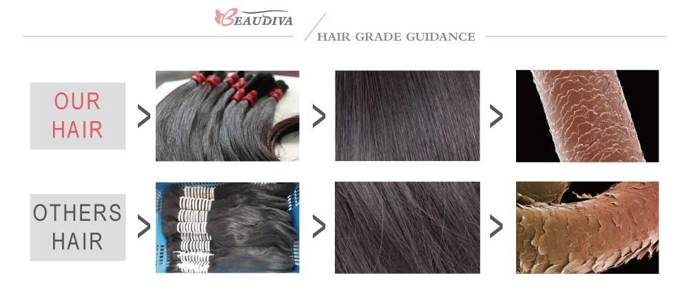 Beaudiva Hair Extension 100% Human Hair 17