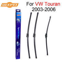 QEEPEI Front And Rear Wiper Blade No ArmFor Skoda Octavia 2004 2013 High Quality Natural Rubber