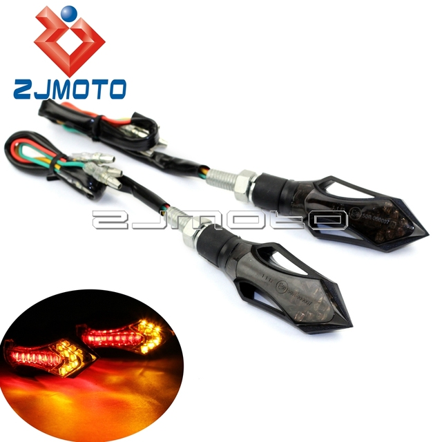 Buy Universal Motorcycle Led Turn Signal Light