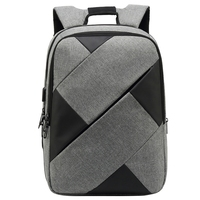 AUAU New Contrast Color Backpack Men And Women Oxford Cloth Casual Computer Bag Outdoor Travel Backpack