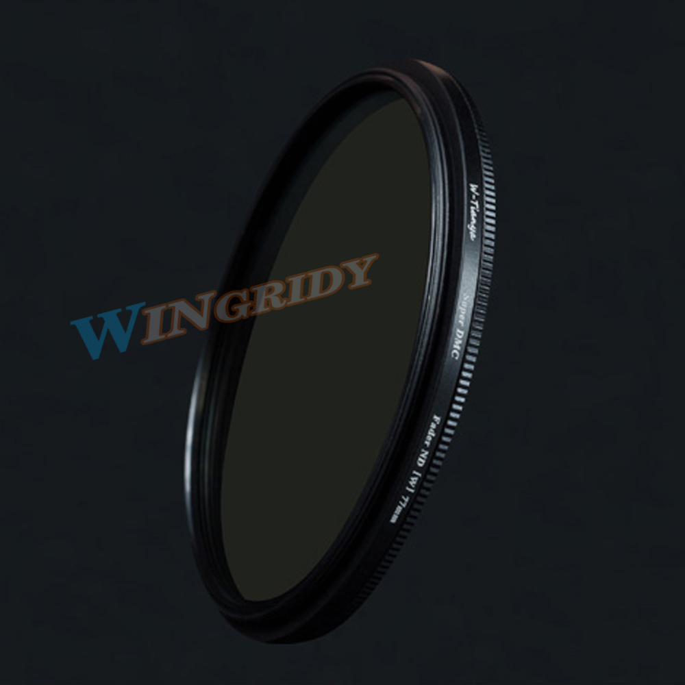 Wtianya Dmc Fader Nd Filter Nd2 Nd400 Super Slim Multi Coating Adjustable Variable 2 400 To 49mm 49 Mm Fotga Zomei Ultra Thin 045x Wide Converter Angle Coated Optical Glass