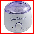 New Depilatory Wax Heater Body Waxing Machine Hair Removal Wax Warmer With Retail Package