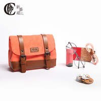 New Group Luxury Waterproof Fabric Handbag Designer Girls Clutch Bag High Quality Messenger Bag Ladies Makeup