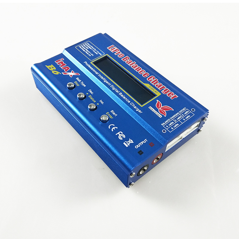 iMAX B6 80W 6A Battery Charger Lipo NiMh Li ion Ni Cd Digital RC Balance Charger