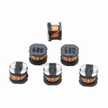 цена на 20PCS Inductor CD54 Power Inductance SMD 2.2UH 3.3UH 4.7UH 6.8UH 10UH 15UH 22UH 33UH 47UH 68UH 100UH 150UH 220UH 330UH 470UH