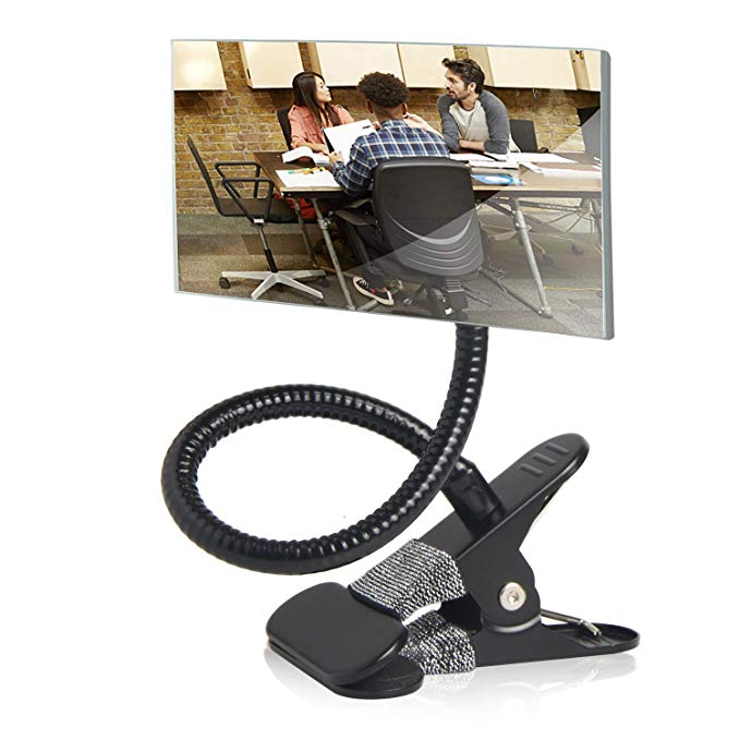 Slingifts Free Ship Clip On Cubicle Mirror Computer Rearview Mirror Convex Mirror For Personal Safety Cabinet Desk Office