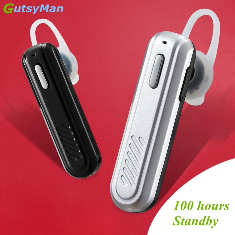 GutsyMan GM010 stereo headset bluetooth earphone headphone mini V4.2 wireless bluetooth for smart Phones