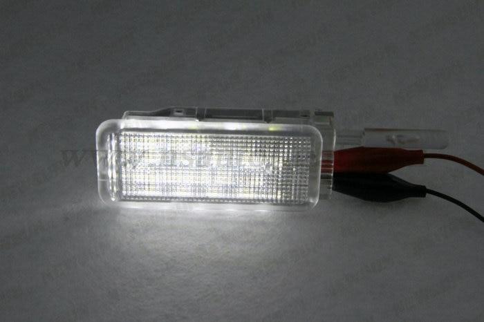 1 unid llevó la lámpara de luz de la guantera para Peugeot 206 para - Luces del coche - foto 5