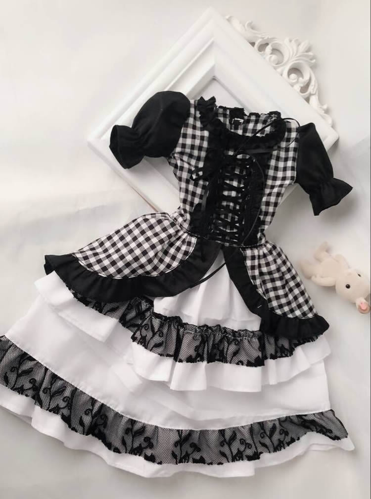 Bjd sd baby clothes dresses princess tutu send socks not only single size can be customized