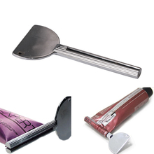 BP stainless steel Toothpaste Squeezer tool Multifunctional Plastic Cream Tube for washroom home barbershop Humanized design