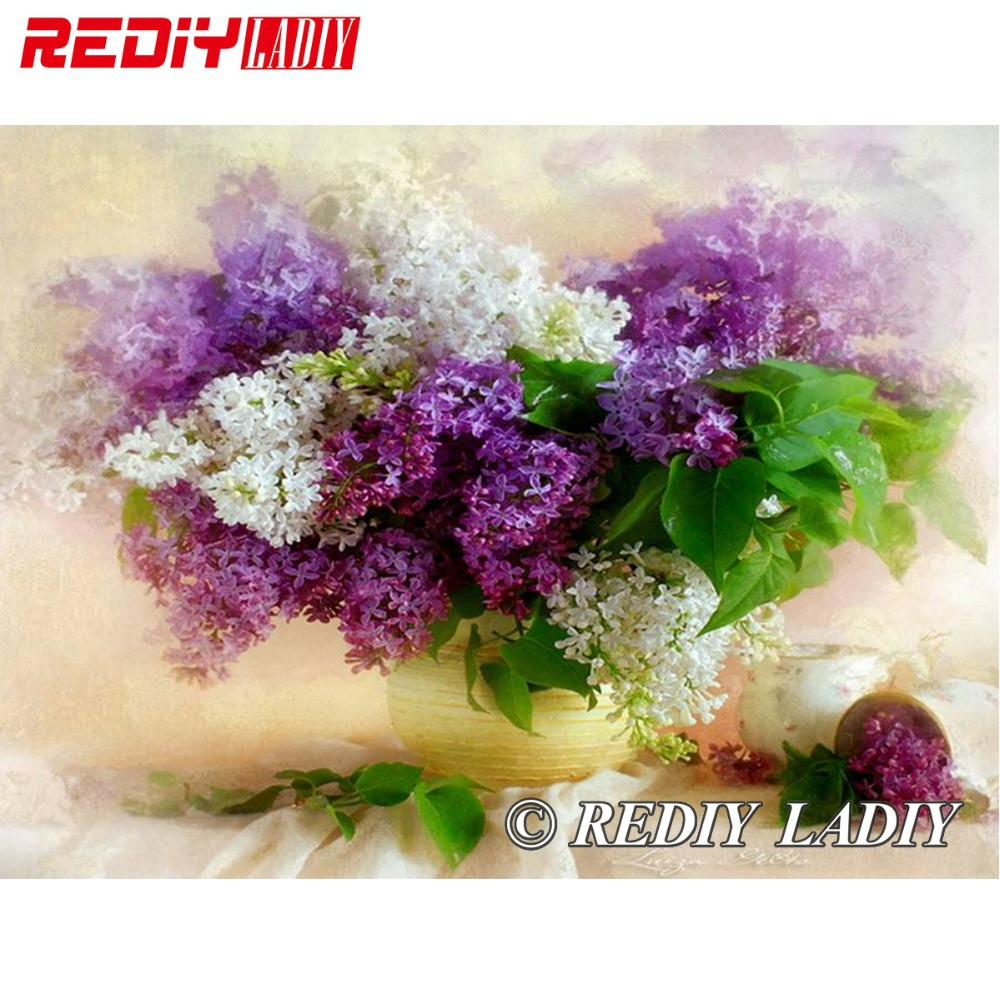 30.5x36cm 3D Accurate Printed Crystal Beads Embroidery Kit Flowers Beadwork Crafts Needlework Diy Beads Cross Stitch APT549