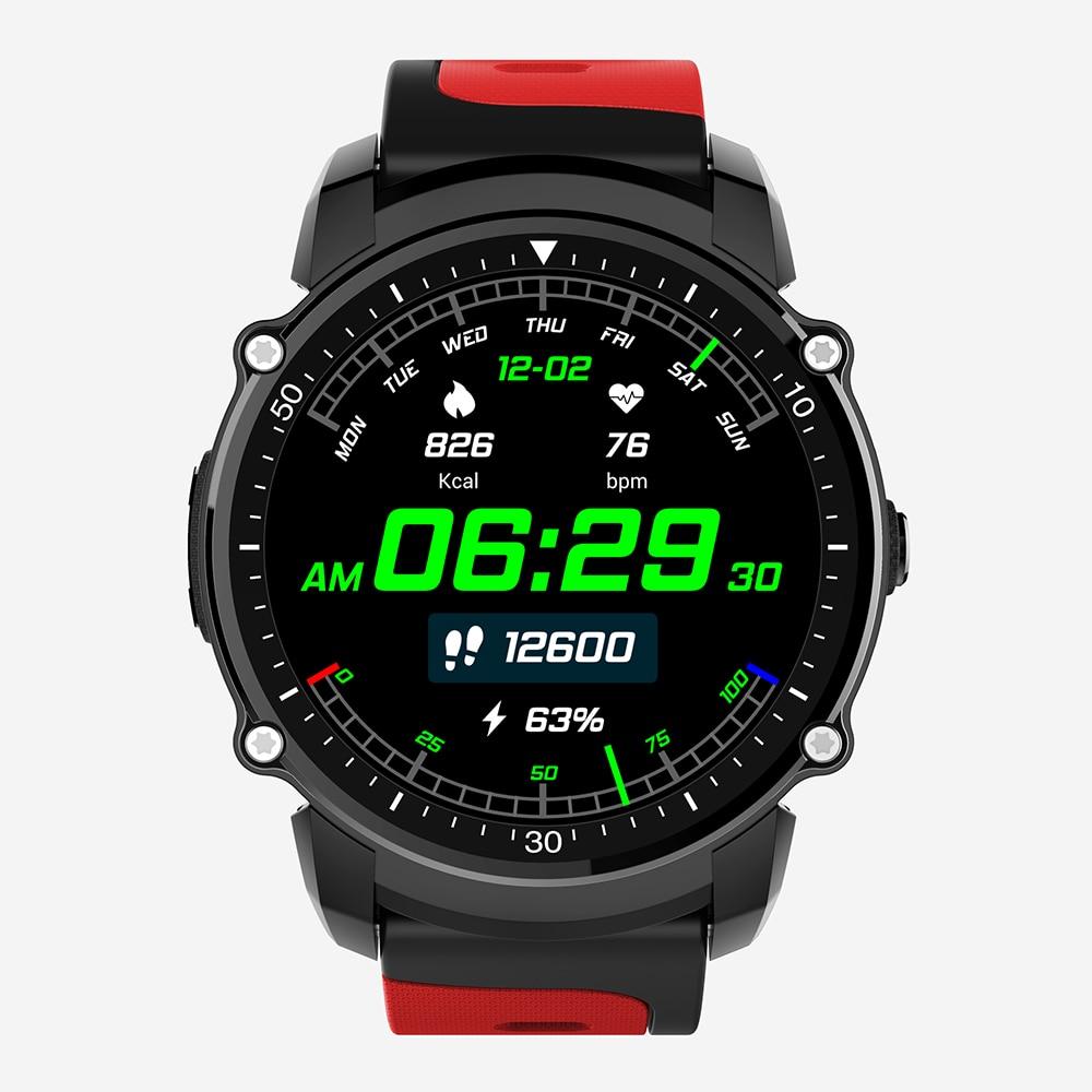 FS08 gps Смарт-часы Для мужчин спортивные часы Для мужчин s Открытый SportWatch Водонепроницаемый цифровой SmartWatch наручные часы компас Смарт-часы