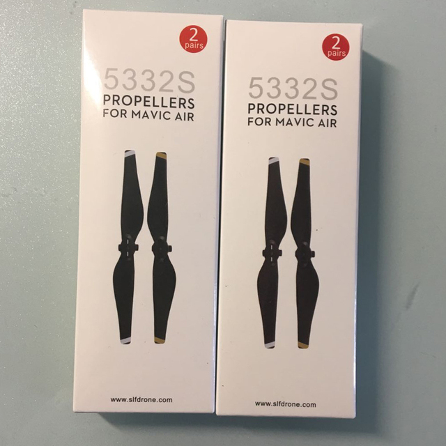 2 Pair 4 pair 8 pcs 5332s DJI Mavic Air Propeller propellers Blade prop for