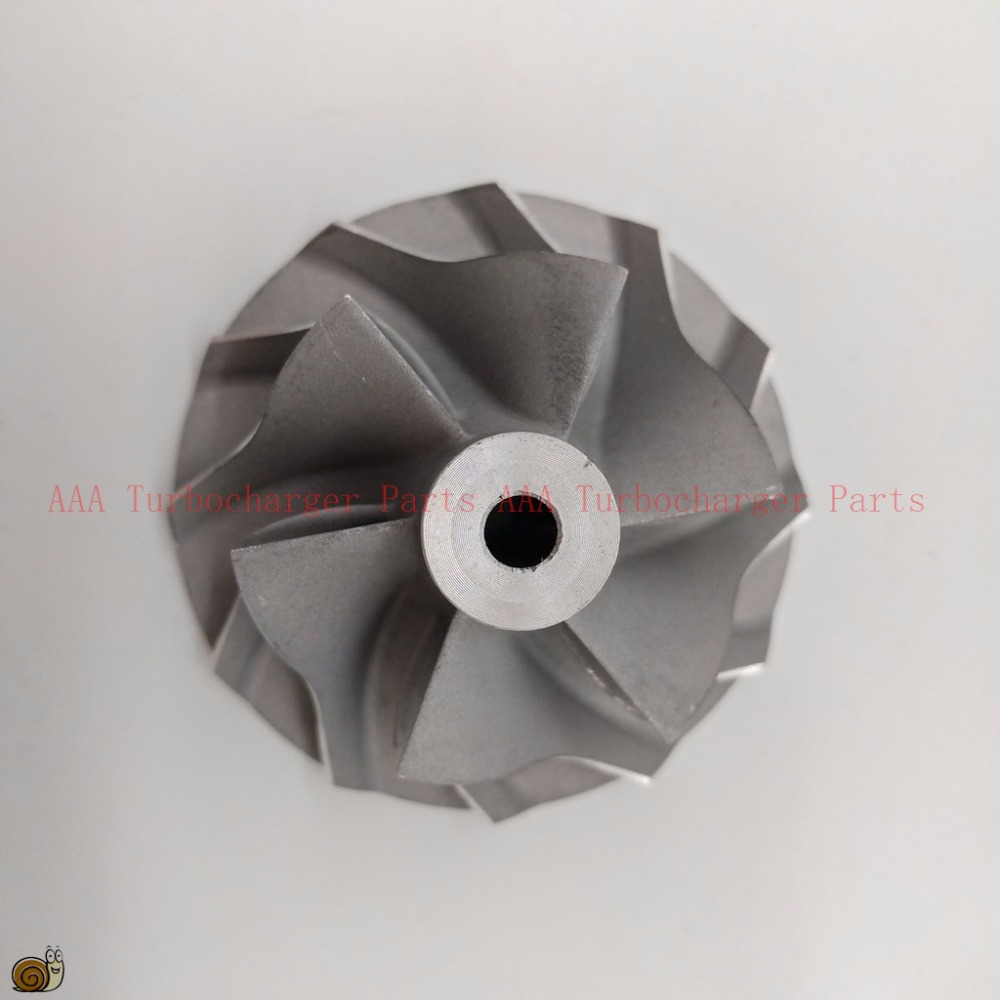 KP39 Turbo Parts Compressor Wheel 33.6x46mm,5439-970-0006,5439-970-0010, 5439-970-0018,038253056G AAA Turbocharger parts