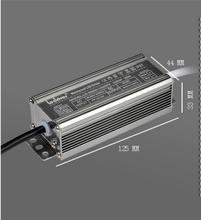 цены 10PCS FREE SHIP 40W 10 SERIES 4 PARALLEL 1200MA LED driver IP67 waterproof power supply LED flood street light 2 years warranty
