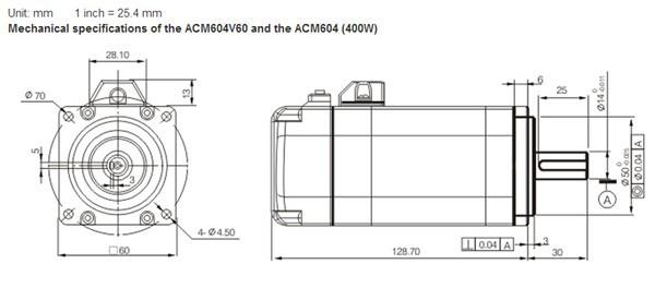 ACM604V60-01-1000+ACS806-ACM604V60-01-1000-Dimension