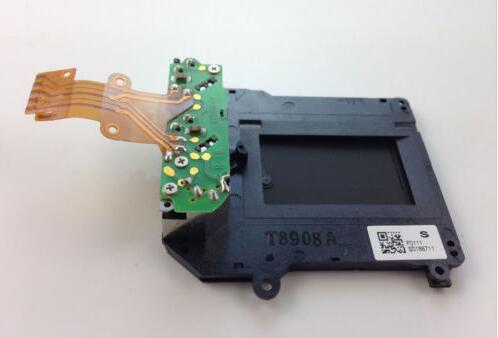 Repair Parts For Nikon D90 Shutter Group With Shutter Curtain Shutter Blade Unit part     - title=