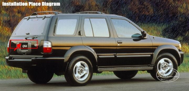 Infiniti-QX4-SUV-Back