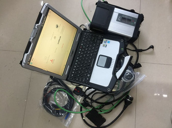 mb star diagnostic tool sd connect c5 with laptop toughbook cf 30 touch screen hdd 320gb full set ready to use windows 7