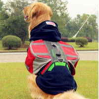 2018 Fashion And Beautiful Durable Dog Backpack Easy To Use Multi Purpose Side Pocket Medium Dog