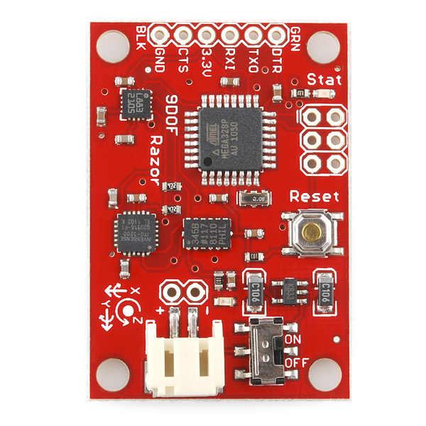 9 axis sensor IMU, AHRS, ITG3200/ITG3205, ADXL345, HMC5883L module