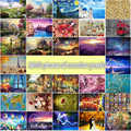 Puzzle en bois 2000 pièces monde célèbre peinture puzzles pour adultes paysage puzzle éducatif enfants décoration de la maison