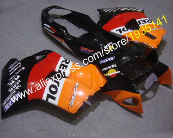 Bodywork Kit For Honda VFR800 98 99 00 01 VFR 800 VFR800RR 1998 1999 2000 2001 VFR 800RR aftermarket Fairing of Moto