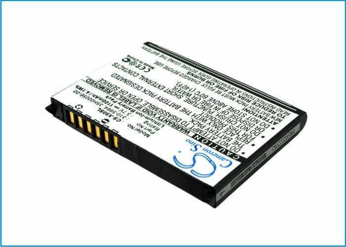 Cameron Sino Pda Batterij Voor Dell Axim X50, X50V, X51, X51V (1100Mah)