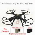 Rc Quadcopter zangão RC com câmera H899 dron Fit SJ7000 wi fi câmera quadrocopter drones pode adicionar Camera RC helicóptero VS MJX X101