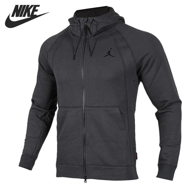 e7f57f3b46667d Original New Arrival NIKE AS JSW WINGS FLEECE FZ Men s Jacket Hooded  Sportswear