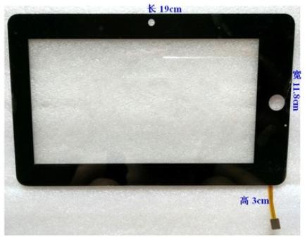 Novo original de 7 polegada tablet tela de toque capacitivo TF0700-21-E frete grátis