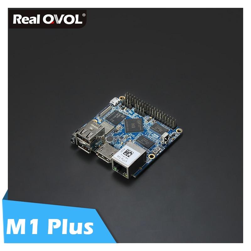 FriendlyARM Allwinner H3 Quad core Cortex A7 NanoPi M1 Plus Demo Board 1 2GHz 1GB DDR3