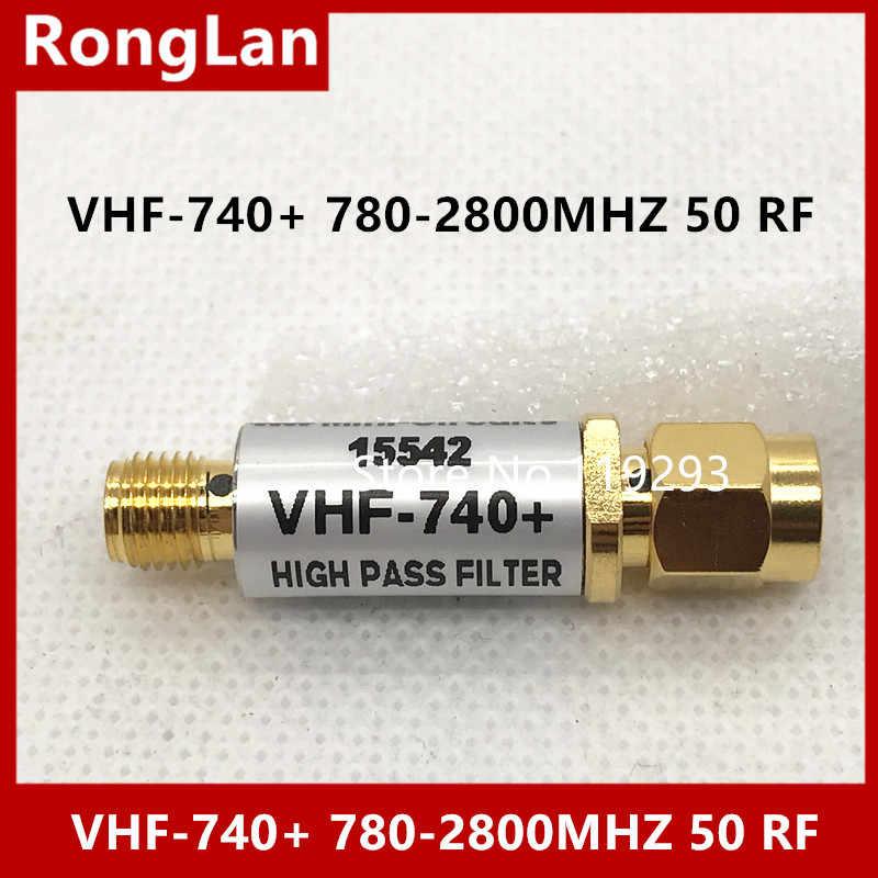 [BELLA] Mini-Circuits VHF-740+ 780-2800MHZ 50 RF bandpass filter SMA