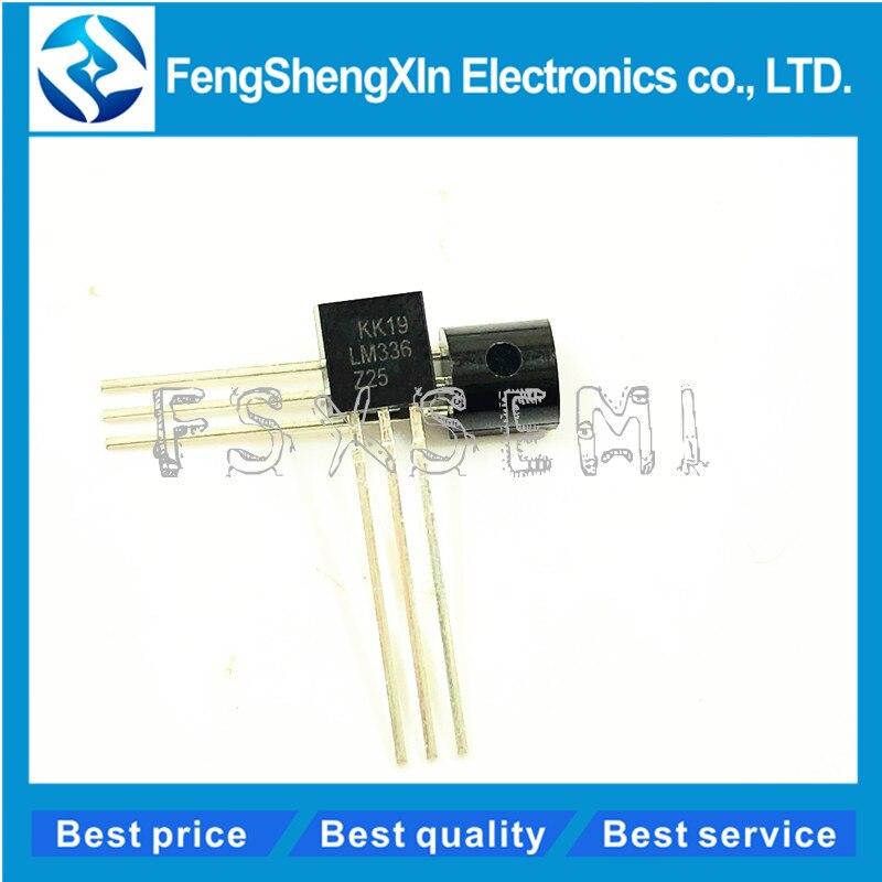 10pcs/lot LM336-2.5V LM336Z25 LM336Z-2.5 TO-92  Voltage Reference10pcs/lot LM336-2.5V LM336Z25 LM336Z-2.5 TO-92  Voltage Reference
