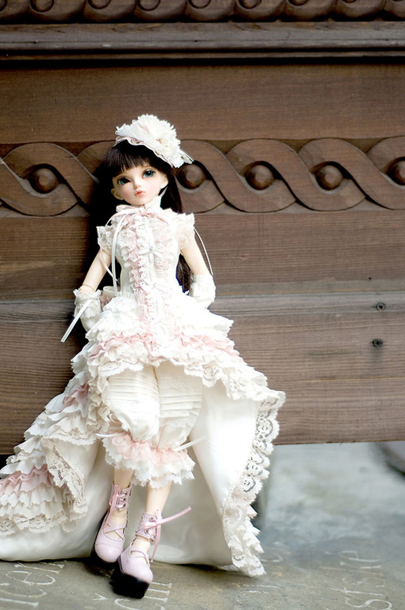 цены AQK(AQK) BJD/SD 1/4 MiniFee Rheia BJD doll fashion girl Free eyes