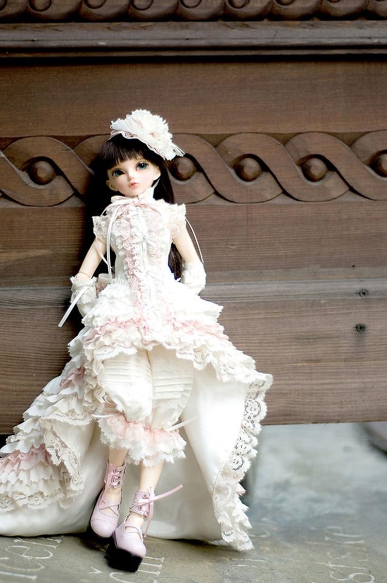 цены AQK(AQK) BJD/SD 1/4 MiniFee Rheia BJD doll fashion girl Free eyes