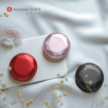 Style macarons diamond hand warmers, usb rechargeable mini portable warm baby, with charging treasure gift