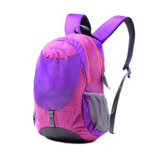 Купить с кэшбэком Hewolf 18L Waterproof Nylon Hiking Backpack Outdoor Sports Bag Rucksack Mountaineering Bag kids Travel Bags Backpack